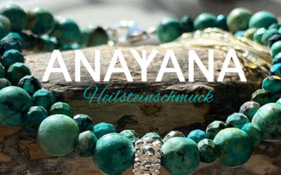 Anayana – Heilsteinschmuck aus Laupen