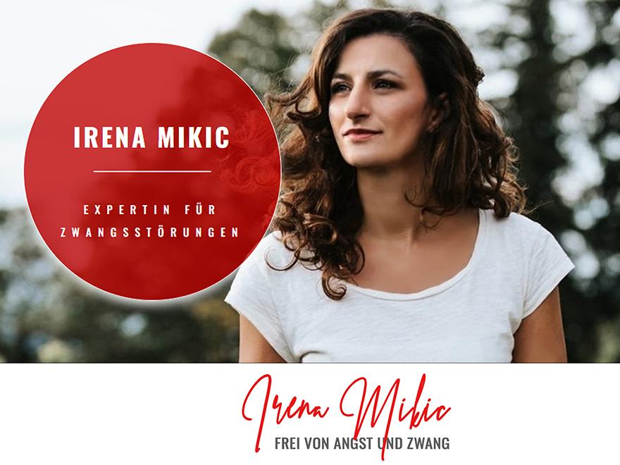 Irena Mikic - Pflegefachfrau Expertin für Zwänge